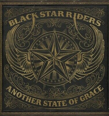 Black Star Riders - Another State Of Grace Brand New Cd