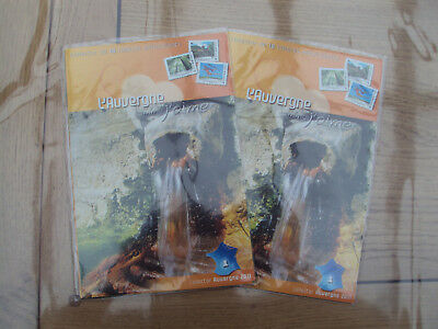 LOT FRANCE EURO SOUS FACIALE Auvergne  21,00€