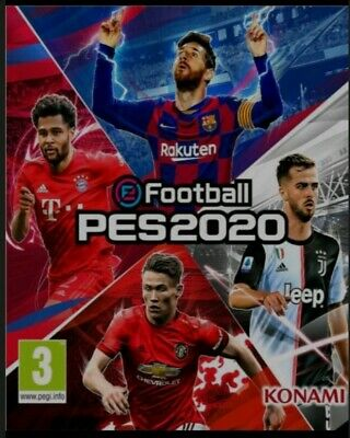 eFootball PES 2020 PC Pro Evolution Soccer 20 myclub steam