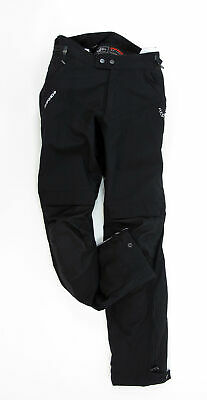 ABVERKAUF! SPIDI HURRICANE H2OUT PANTS BLACK Gr. M