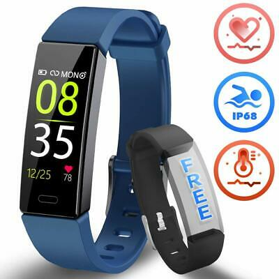 Fitness Tracker,Orologio Braccialetto Smartwatch Activity Tracker