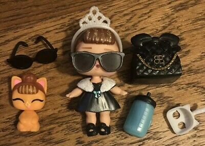 Lol Surprise It Baby Glam Glitter Series Family Pet Napping Rare Vhtf Complete