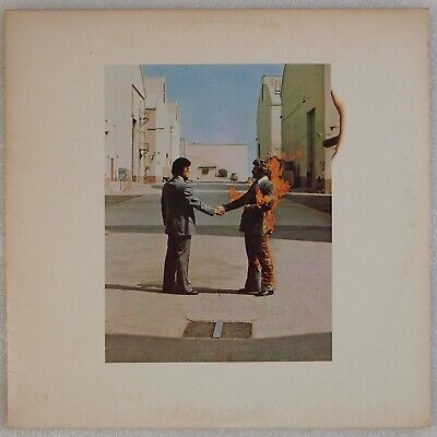 PINK FLOYD: Wish You Were Here US Columbia Stereo PC 33453 Vinyl LP