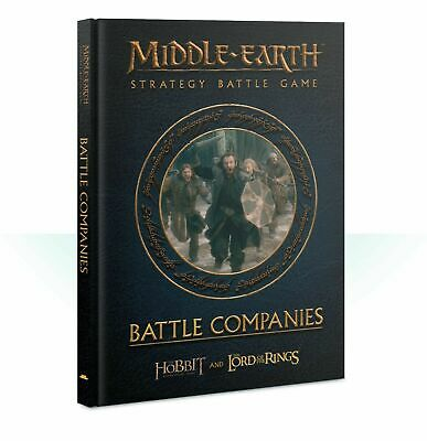 Battle Companies Sourcebook - Middle Earth SBG - Lord of the Rings / Hobbit
