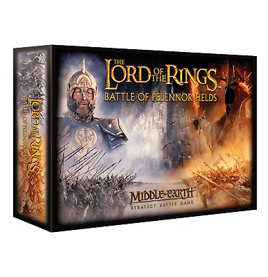 Battle of Pelenor Fields - Middle Earth SBG - Lord of the Rings / Hobbit