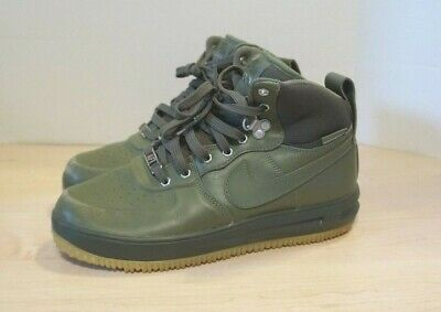 NIKE AIR FORCE 1 Le Gs New Sz 7Y Youth Boys Glow In The Dark