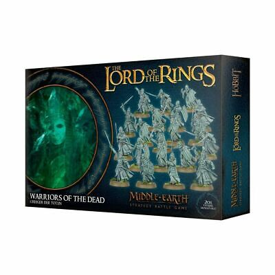 Warriors of the Dead - Middle Earth SBG - Lord of the Rings / Hobbit