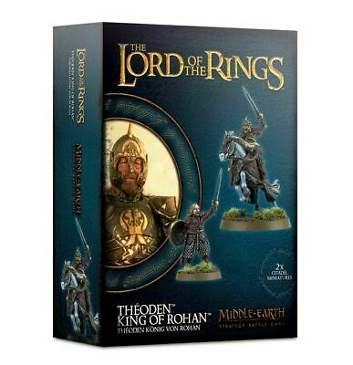 Thedoen, King of Rohan - Middle Earth SBG - Lord of the Rings / Hobbit