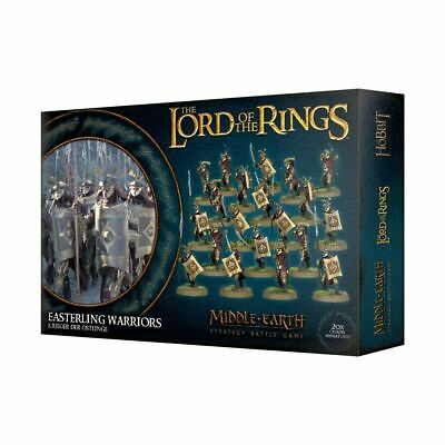 Easterling Warriors - Middle Earth SBG - Lord of the Rings / Hobbit