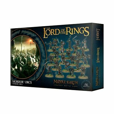 Mordor Orcs - Middle Earth SBG - Lord of the Rings / Hobbit