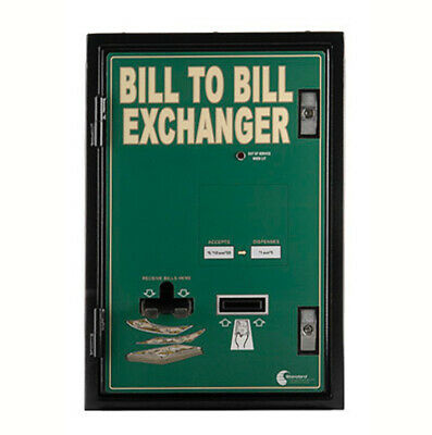 Standard Change Makers BX1010 Bill to Bill Change Machine