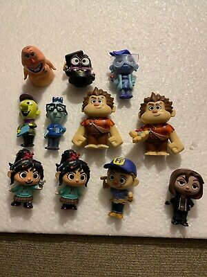Funko Mystery Minis Ralph Breaks The Internet Wreck-it Ralph 1//12