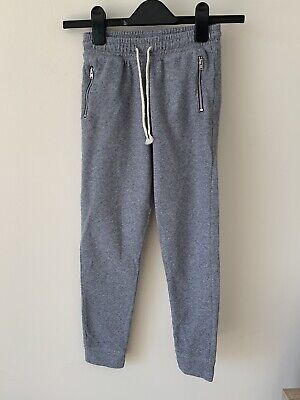 Girls Next Age 8 Grey Jogging Trousers 7-8 Years Sweat Pants