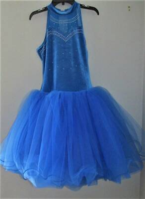 Grand Cosplay Sequin Pleated Tutu Curtain Call Costume AMED