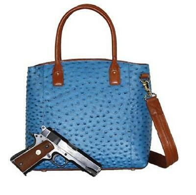 Gun Tote/'n Mamas Drop Front Concealment Concealed Carry Purse plus FREE GIFT