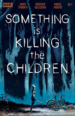 Something is Killing the Children #1 - NM