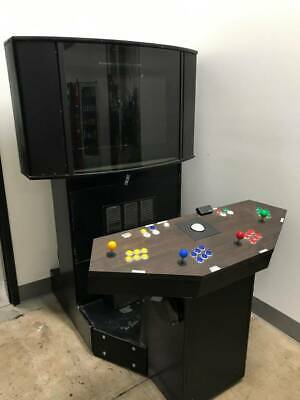 Ultimate Mame Arcade Cabinet + HyperSpin + PC Tower + RetroPie Setup 10+ Systems