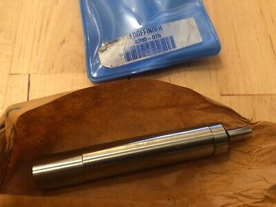 #4200-076 - Double End - 1/2'' Shank - .200 x .500 Tip - Edge Finder New