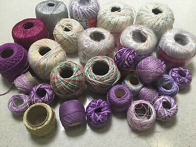 Crochet Cotton Bulk