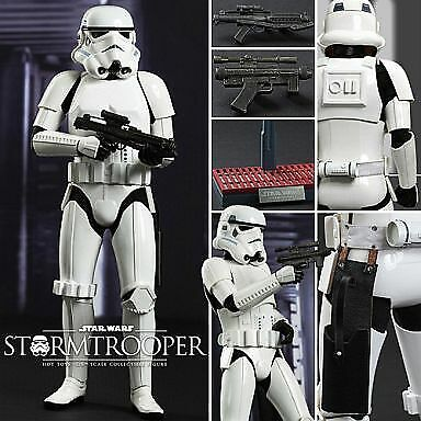 Figure Stormtrooper Star Wars Episode 4Hope Movie Masterpiece 1 6 Action