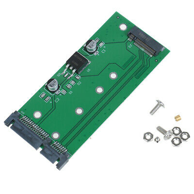 Laptop SSD NGFF M.2 To 2.5Inch 15Pin SATA3 PC converter adapter card with scR $B