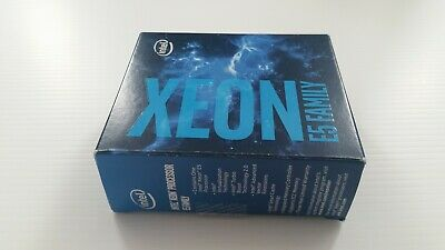 Xeon E5 Family E5-2630V4 CPU (Opened box from a mistaken order; Never used)