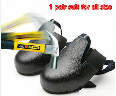 Portable Steel Toe Cap Shoes Cover As Work Safety Boots