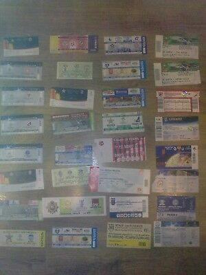Ticket European Cups (Champions League, CWC, UEFA Cup, Europa League) part 3