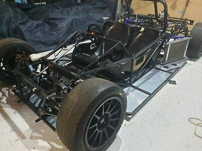 Kit Car - Race Car Restoration Project