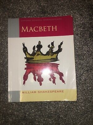 Macbeth by William Shakespeare (Paperback, 2009)