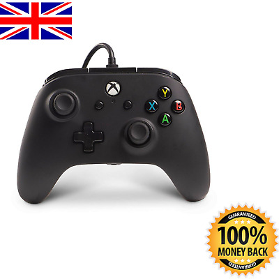 Enhanced Wired Controller for Xbox One Advanced Gaming Matte Black New Xbox One