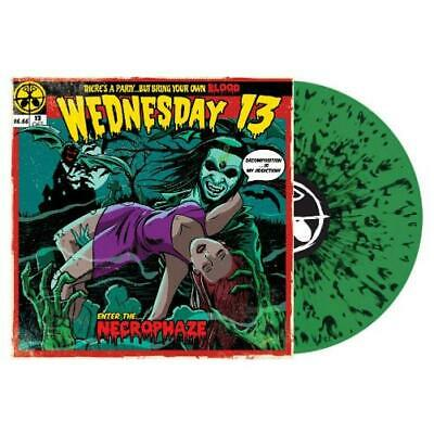 Wednesday 13 - Necrophaze (VINYL ALBUM)