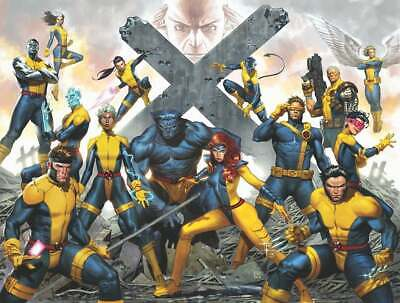 HOUSE Of X 4 & Powers Of X 4 MOLINA Connecting 2019 NM++