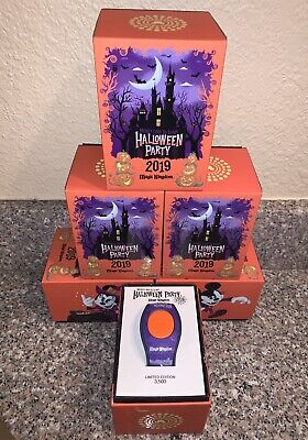 Disney Mickey's Not So Scary Halloween Party Magicband Magic Band LE 2019 - NEW