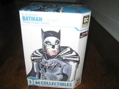 DC Artists Alley Day of the Dead Batman Statue Hainanu Nooligan Saulque