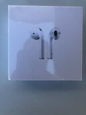 Apple AirPods 2nd Generation Earbuds with Wireless Charging Case MRXJ2CH/A