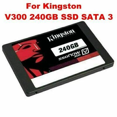"For Kingston 2.5"" V300 240GB SSD SATA 3 Internal Laptop PC Solid State Drive 966"
