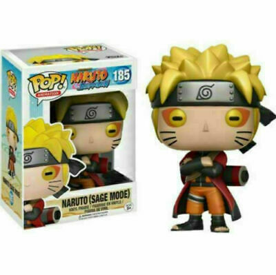 Funko Pop Vinyl Figure NARUTO Shippuden Toy Gift Brand New Naruto #185 Box 2019