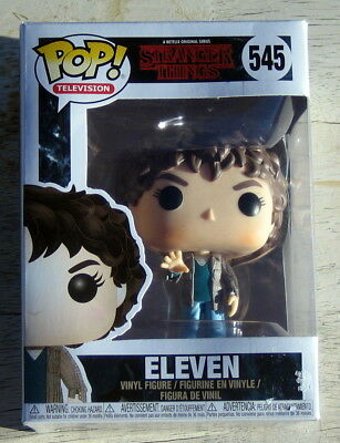 FUNKO POP! #545 TELEVISION: Stranger Things S3 - Eleven 516A