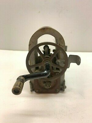 HAND CRANK 5 BAR 48A MAGNETO Western Electric TELEPHONE GENERATOR PHONE PART