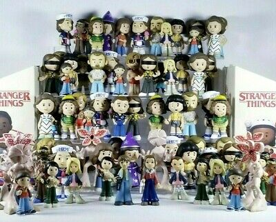 Funko STRANGER THINGS Mystery Minis * CHOOSE YOURS * Series 2 & Series 1 Netflix