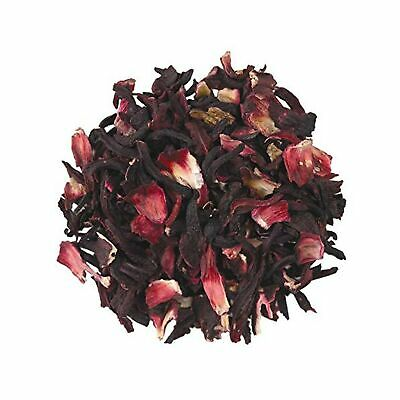 Frontier Co-op Hibiscus Flowers, Cut & Sifted, Certified Organic, 1 lb. Bulk ...