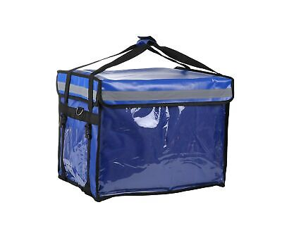 """The New Commercial Insulated Food Delivery Bag with Partition Board,17""""×11.5""""..."""