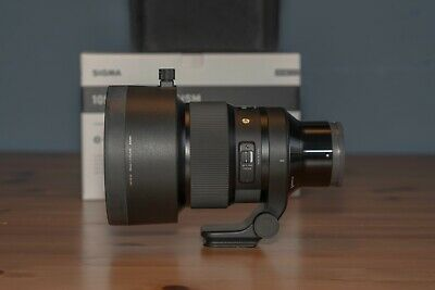 Sigma 105mm f1.4 Sony E-Mount