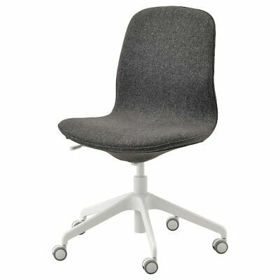 Pleasant Langfjall Swivel Chair 5 Legs And Castors Height 104 Cm Forskolin Free Trial Chair Design Images Forskolin Free Trialorg
