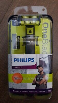Philips one blade face+body 45 minutes run time.