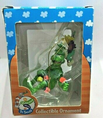 """Christmas Ornament  - Collectible Dr; Suss """"The Grinch"""" by Ernesco. 1997"""