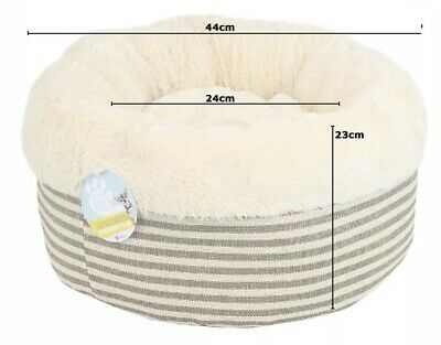 Cat Bed (doughnut shape) Medium/Large