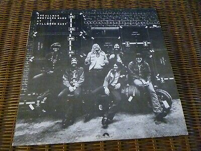 The Allman Brothers Band - At The Fillmore East 2 LP set - Polydor CPN-2-0131