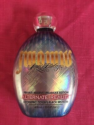 NEW 2019 JWOWW ALTERNATE REALITY Private Reserve Blk Bronzer 13.5oz 100% Auth